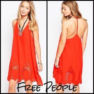 Free People Easy Livin Slip Dress